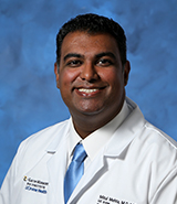 UCI Health ophthalmologist Dr. Mitul Mehta