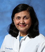 UCI Health oncologist Dr. Rita Mehta