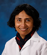 Dr. Ajanta Naidu is a UCI Health pediatric endocrinologist.