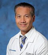 Dr. Ninh Nguyen, UCI Health specialist in gastrointestinal surgery