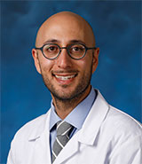 Dr. Bobby Nourani, UCI Health integrative health services