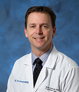 Dr. Brian Smith, UCI Health gastrointestinal surgeon