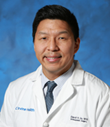 Dr. David So is a UCI Health orthopedic surgeon who specializes in hip and knee surgery.