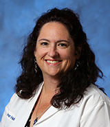 UCI Health pediatrician and developmental development specialist Dr. Robin Steinberg-Epstein