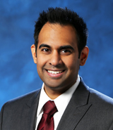 UCI Health psychiatrist Dr. Atur Turakhia, medical director of the UCI Health inpatient adolescent psychiatry unit