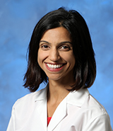 UCI Health physician Nina Vadecha, MD specializes in family medicine and primary care