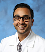 Dr. Raj M. Vyas is a plastic surgeon who specializes in craniofacial surgery for UC Irvine Health.