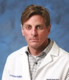 UCI Health physician Garrett Ward, MD specializes in diagnostic, vascular and interventional radiology
