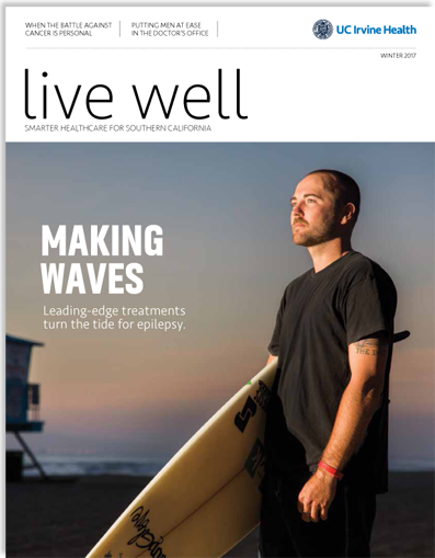 Live Well Magazine — Winter 2017