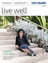 Live Well Winter 2021 cover