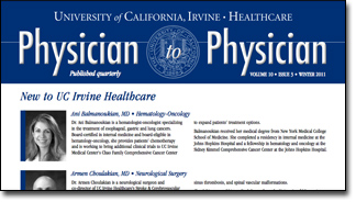 Physician to Physician Winter 20112012 324
