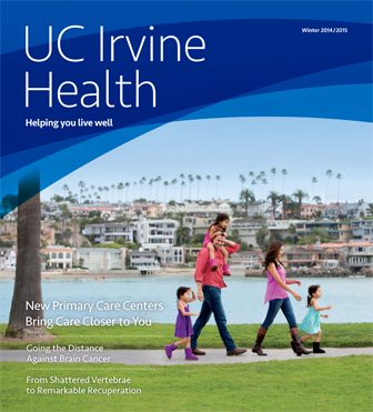 UC Irvine Health Winter 2014/2015