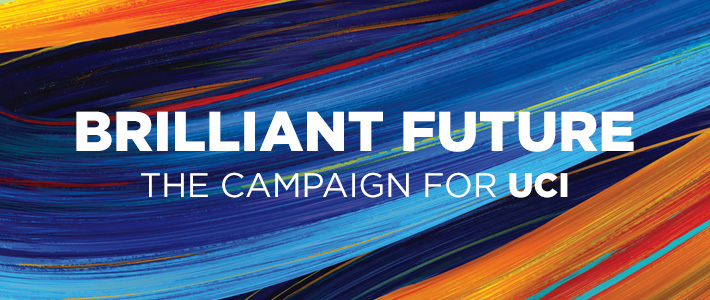 UCI Brilliant_Future_Campaign