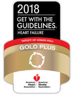 get with guidelines gold plus logo