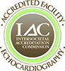 Echocardiography seal of accreditation