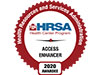 HRSA recognition for improving access to healthcare