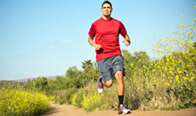 Jorge Partida is able to run half marathons thanks to UCI Health neurosurgeon Dr. Daniel Yanni