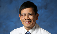 Dr. Wengui Yu, director of the UC Irvine Health Comprehensive Stroke and Cerebrovascular Center