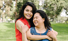 Sister Xenia Morales was given a healthy kidney -- and her life -- by her sister, Nadia Morales