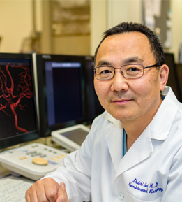 Retrieving clot benefits stroke patients, says UCI Health study