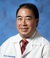 UC Irvine Health family medicine specialist Dr. Stanley Cho