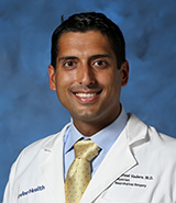 UC Irvine Health neurosurgeon Dr. Sumeet Vadera specializes in minimally invasive surgical options for a variety of conditions, including epilepsy.