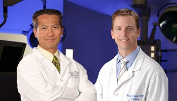Dr. Ninh Nguyen and Dr. Brian Smith