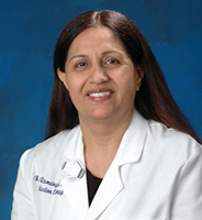 Nilam S. Ramsinghani, MD, Radiation Oncologist