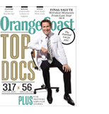 Physicians of Excellence 2013 magazine cover