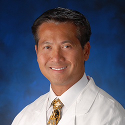 UC Irvine Health bariatric surgeon and GI specialist Dr. Ninh T. Nguyen
