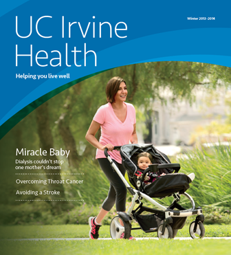 UC Irvine Health - Winter 2013