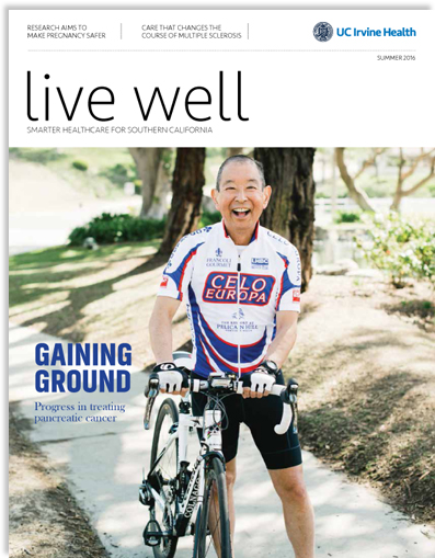 Live Well Magazine Summer 2016