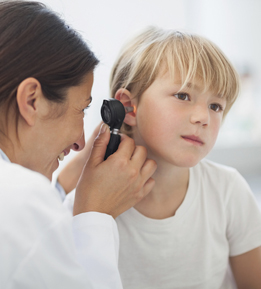 Prevent ear infections