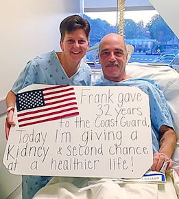 3,000 miles to donate a kidney | UCI Health | Orange County, CA