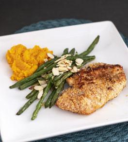 Oven Baked Crispy Chicken Uci Health Orange County Ca