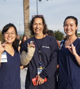 uci health patient educator and breast cancer survivor marra williams