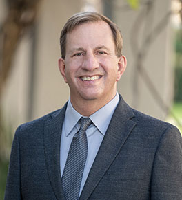 Dr. Matthew Boone, associate dean and professor, UCI School of Medicine