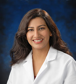 UCI Health infectious disease expert Dr. Shruti Gohil