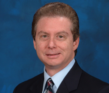 Dr. Carl H. Schultz, medical director, UC Irvine Medical Center emergency room