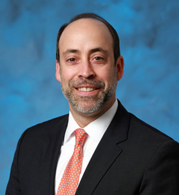 Longtime healthcare leader Chad Lefteris is named cheif executive officer of UCI Health