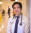 UCI Health pulmonologist Dr. Richard Lee, who is conducting a clinical trial for a drug that shows promise in treating COVID-19 patients with acute respiratory distress.