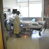 UCI Health respiratory therapist who cares for COVID-19 patients having difficulty breathing