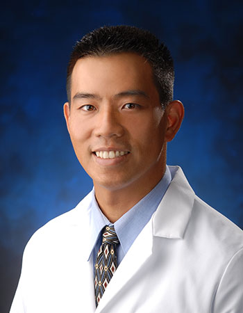 UCI Health geriatrician Dr. Steven Tam worked with Alzheimer's Orange County to develop a mobile friendly website to help health providers improve the care they provide their patients diagnosed with dementia.