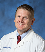 Dr. Freddie J. Combs, a UCI Health radiologist and breast cancer expert who practices at Pacific Breast Care Center in Costa Mesa