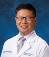 Dr. Michael Oh, UCI Health neurosurgeon and professor of neurological surgery at UCI School of Medicine