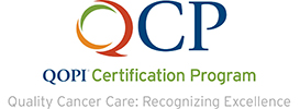 Quality Oncology Practice Initiative certification badge