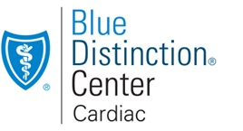 Blue Distinction Center logo for cardiology