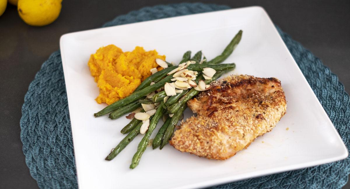Oven-baked crispy chicken   UCI Health   Orange County, CA